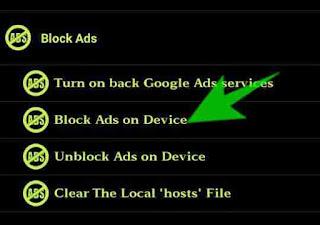 Mobile ads block kaise kare 4