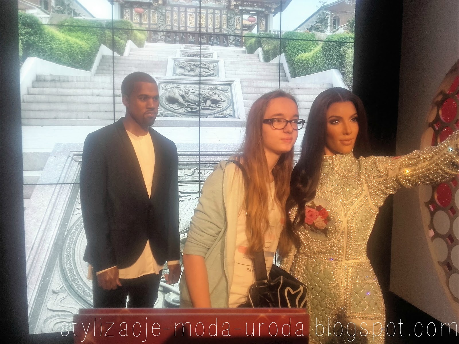 Madame Tussaud's Kim Kardashian