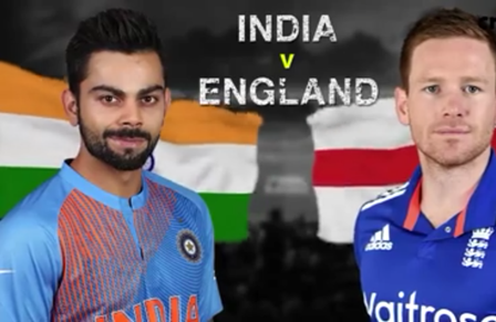 India vs England 1st T20 Live Streaming, Scorecard