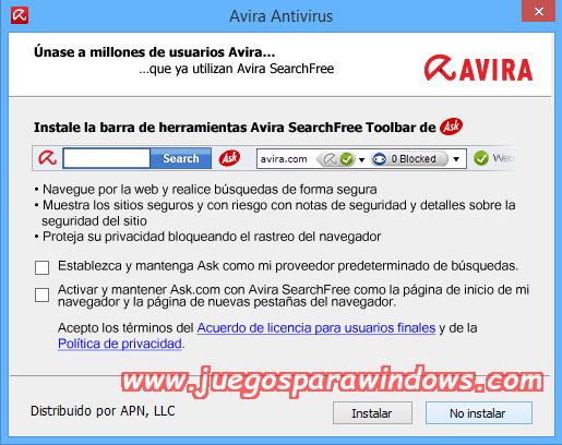 Avira Internet Security v14.0.4.642 Full PC ESPAÑOL 5