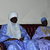Gov. Fayose Turban Himself As An Emir To PDP Governors Meeting In Gombe