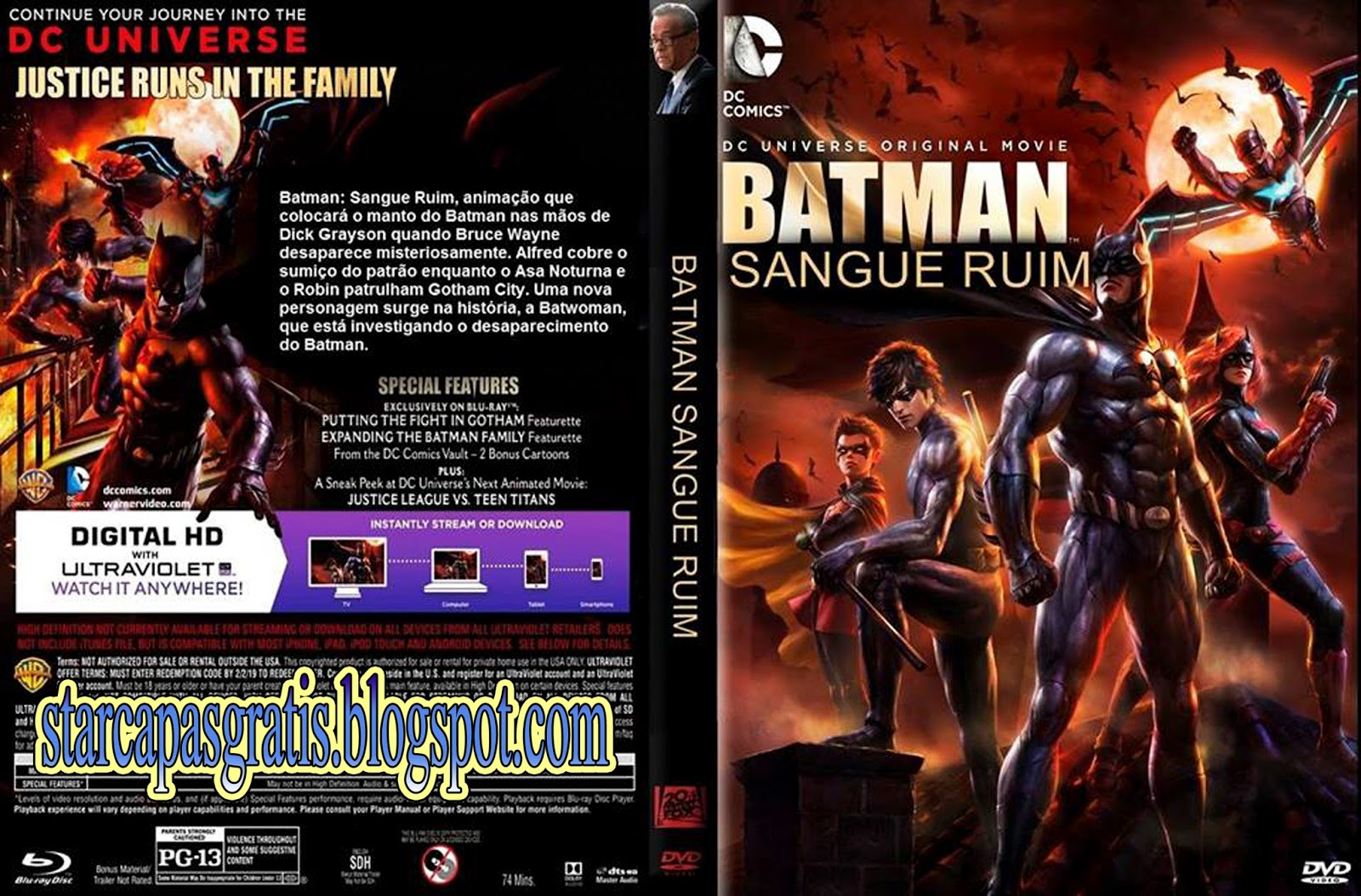 Batman sangue ruim 2016 bluray 1080p dublado - 2 10