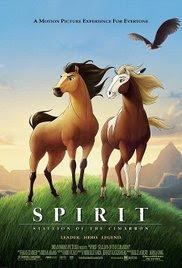 Spirit: Stallion of the Cimarron Poster