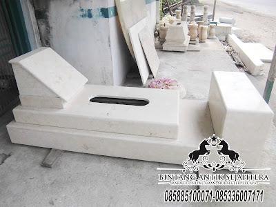 Kijing Makam Marmer Bandung
