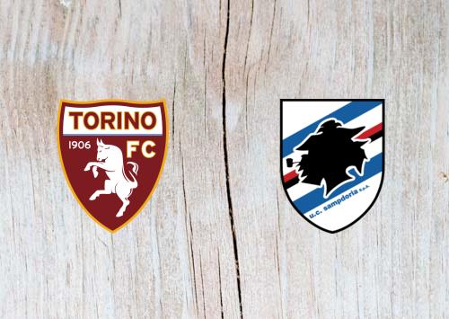 Torino vs Sampdoria - Highlights 3 April 2019