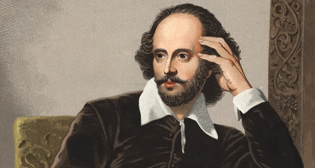 En güzel Shakespeare sözleri