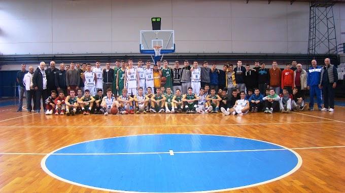 Αναπτυξιακό: Basketball Camp Cadets FIBA Europe-ΕΟΚ-Οι «Πράσινοι» νίκησαν τους «Ασπρους» στον αγώνα All Star-