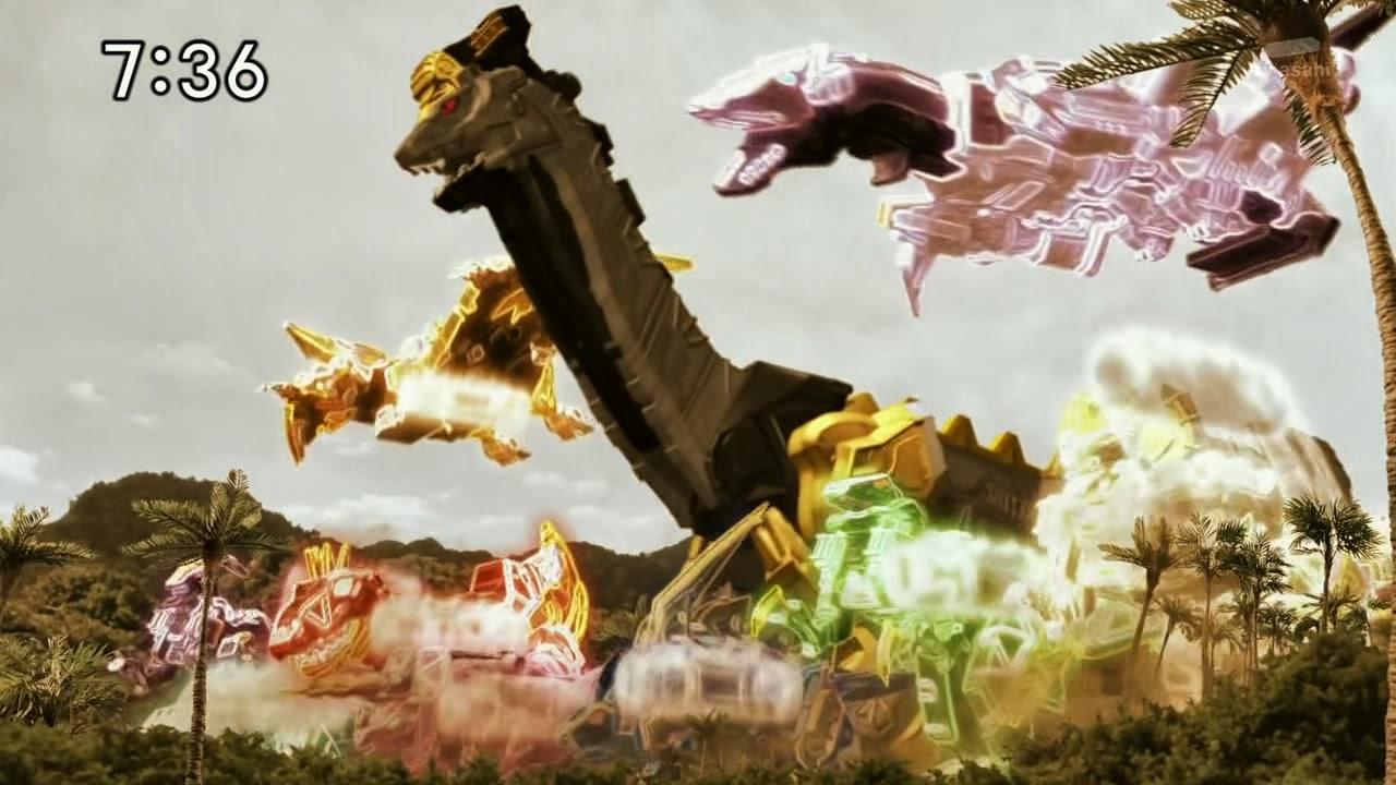 The center of anime and toku: Zyuden Sentai Kyoryuger 34 ...
