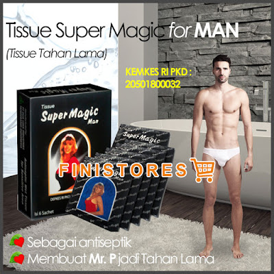 Jual Tissue Magic
