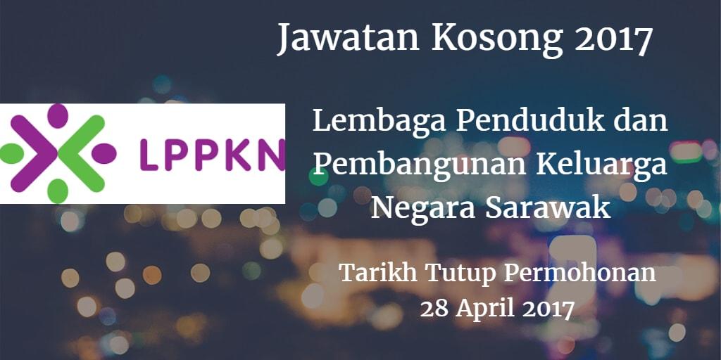 Jawatan Kosong LPPKN Sarawak 28 April 2017