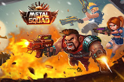 Metal Squad: Shooting v1.7.0 Mod (Feature Listed) Apk Android