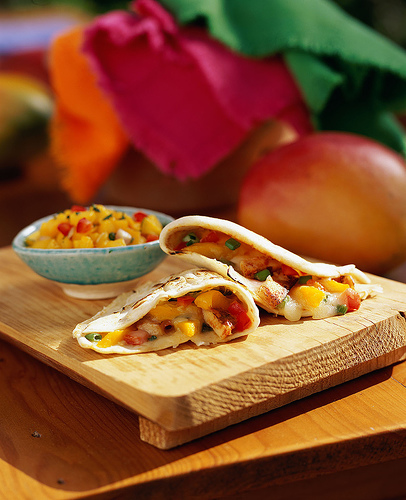 Our Kitchen To Yours: From Our Kitchen To Yours: Mango Dessert Tamales