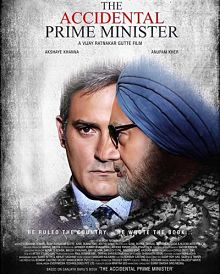 Sinopsis pemain genre Film The Accidental Prime Minister (2019)