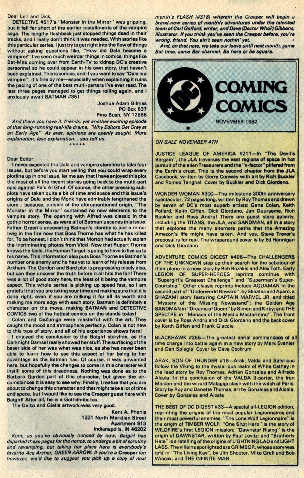 Detective Comics (1937) 522 Page 24