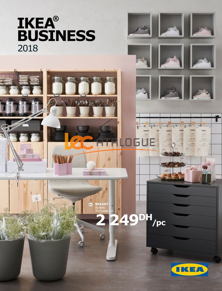 catalogue ikea maroc business 2018 lecatalogue 100 catalogues. Black Bedroom Furniture Sets. Home Design Ideas