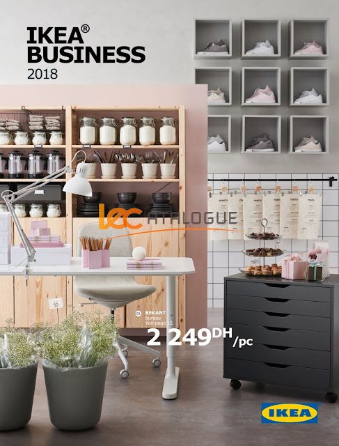 catalogue ikea maroc business 2018