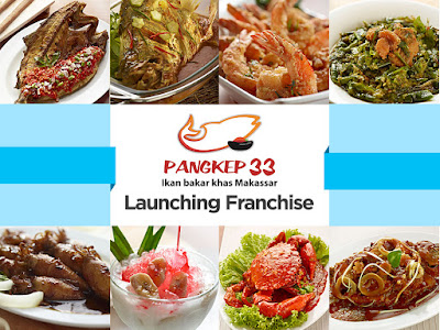 Lowongan Kerja Jakarta Bagian Kasir di Pangkep 33 Restaurant Seafood