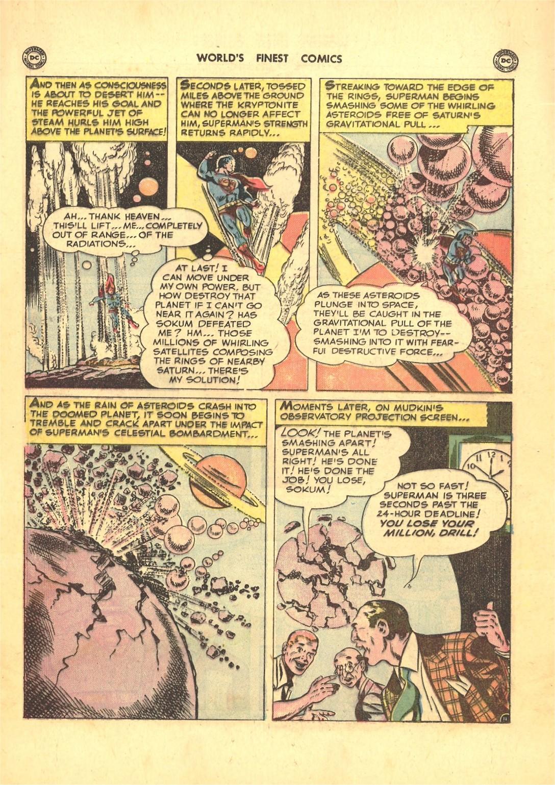 Read online World's Finest Comics comic -  Issue #50 - 13