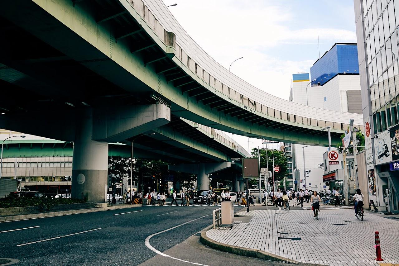 Streetsnap in Nagoya, Japan