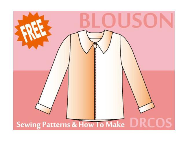 Patron manteau femme pdf gratuit