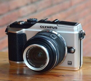Jual Mirrorless Olympus Pen E-PL2