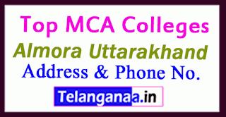 Top MCA Colleges in Almora Uttarakhand