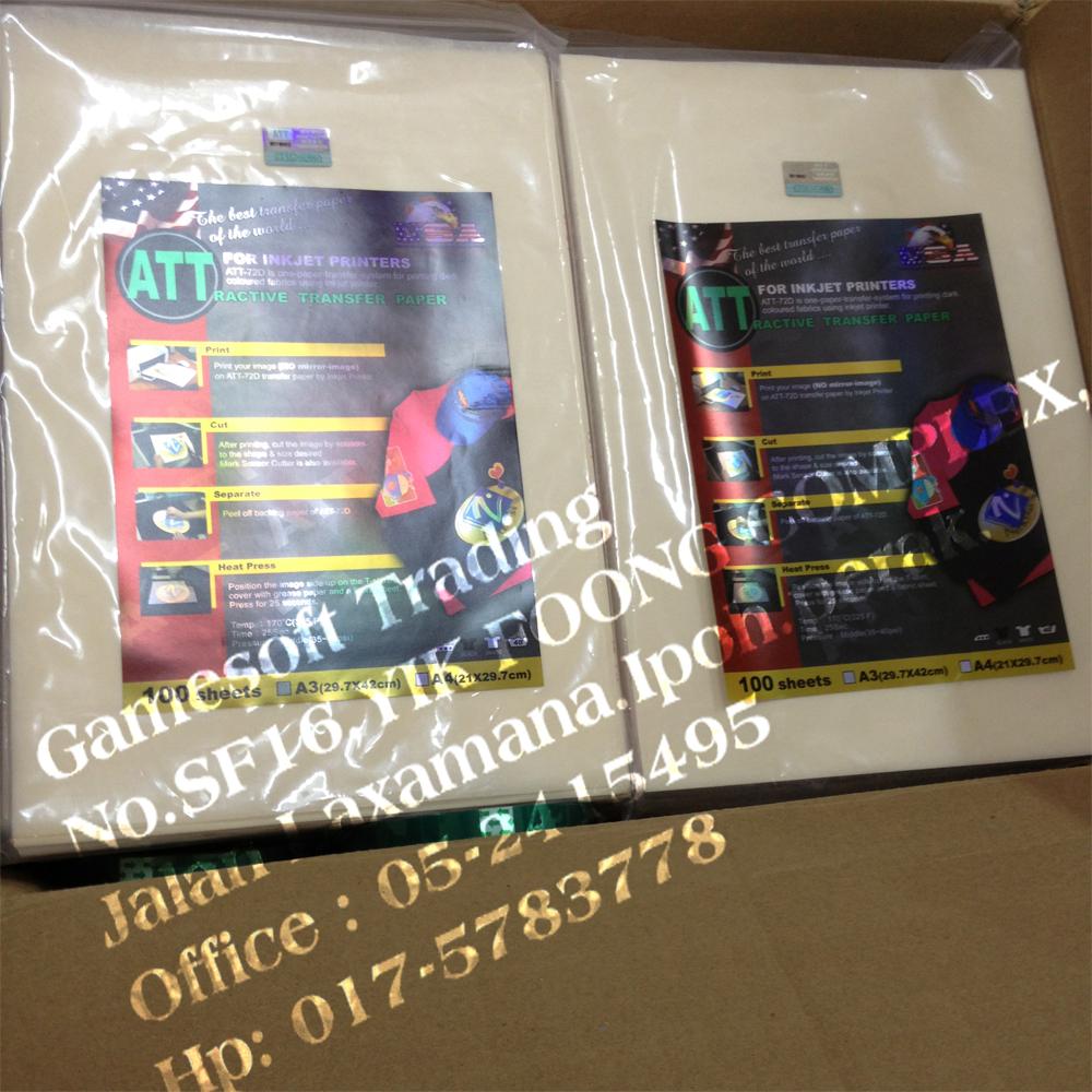 Gamesoft Trading : Ipoh Yik Foong Complex: Photo paper in ipoh,perak