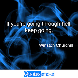 Encouragement Quotes by Winston Churchill