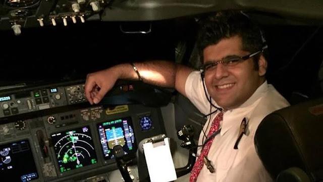 Rekam Jejak Bhavye Suneja, Pilot Lion Air JT 610 yang Jatuh