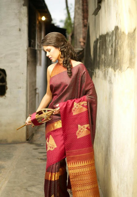 Indian Jewellery And Clothing Kanjeevaram Sarees