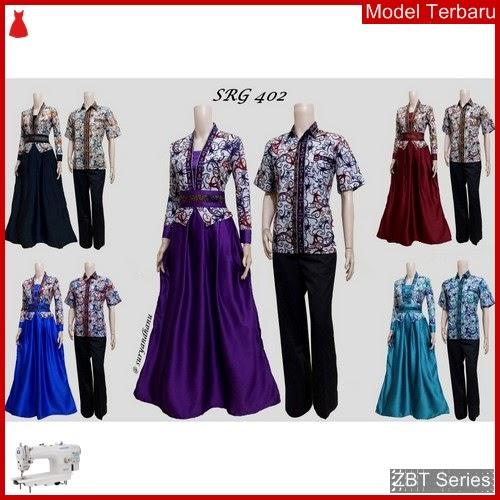 ZBT01109 Kebaya Batik Couple Sarimbit Gamis 402 BMGShop