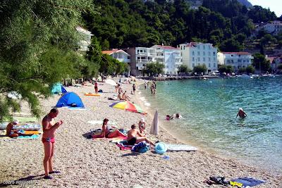 riviera di Makarska