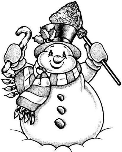 nisse coloring pages - photo#34