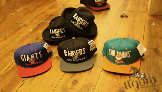 Vintage Amcap Snapbacks. Bossing! - Agora Clothing Blog b877e669aea