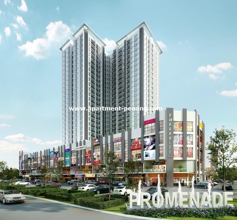 The Promenade Apartments: The Promenade Residence