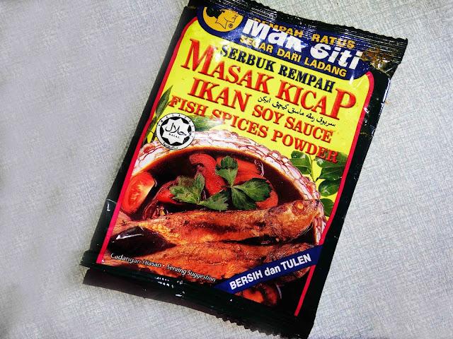 Ayam Masak Kicap Soy Sauce Rempah Mak Siti