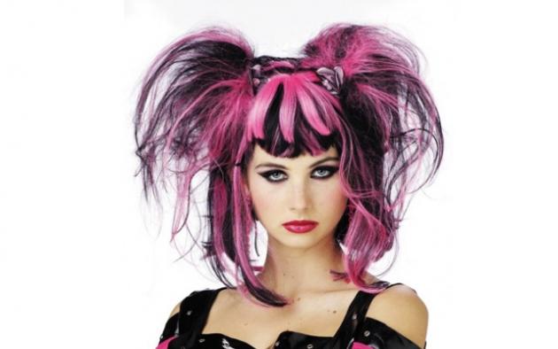 Halloween Hair Styles: Hairstyles For Halloween