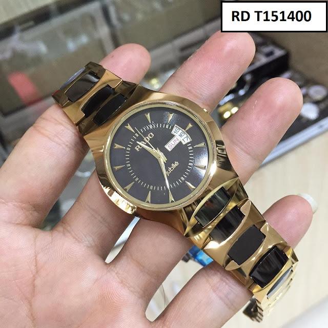 Đồng hồ nam Rado RD T151400 thiết kế tinh xảo, cao cấp, máy Nhật Bản
