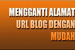Cara Mengubah Alamat URL Blog