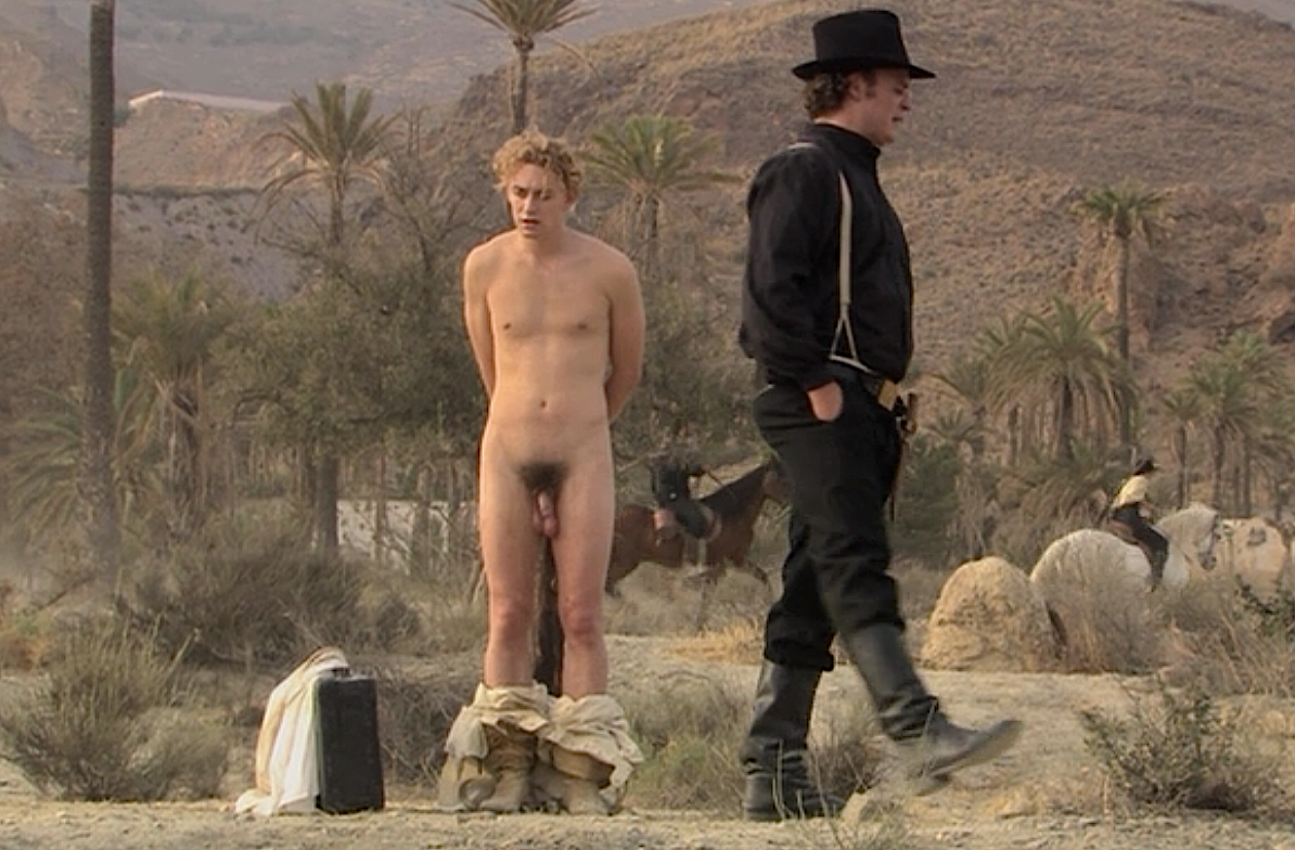 Naked mens in films