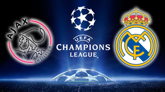 مباراة ريال مدريد وأياكس أمستردام  5-3-2019 دوري ابطال اوروبا