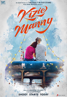 Dil Bechara / Kizie Aur Manny First Look Poster 1