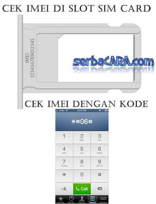 Cara Cek IMEI iPhone 6