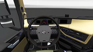Dashboard 1.0 version for Volvo 2012