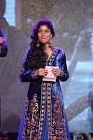 Beautiful Cute Sai Pallavi in dark Blue dress at Fidaa music launch  Exclusive Celebrities galleries 005.JPG