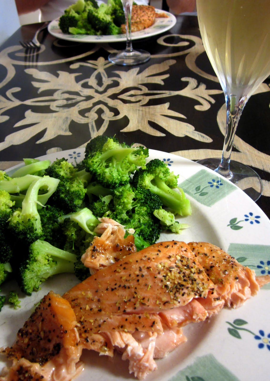 Easy And Healthy Weeknight Salmon Recipe