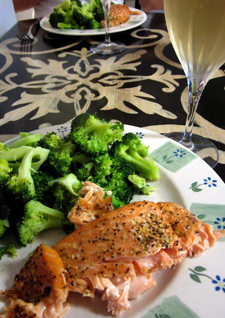 Easy Salmon Recipe