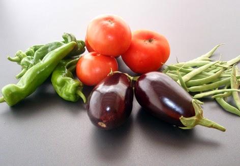 hortalizas de verano