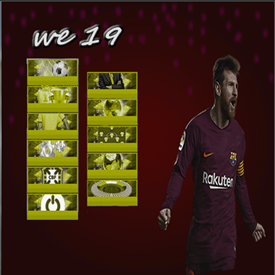 PES 6 Patch WE 19 World Cup 2018 Edition
