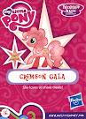 My Little Pony Wave 16B Crimson Gala Blind Bag Card